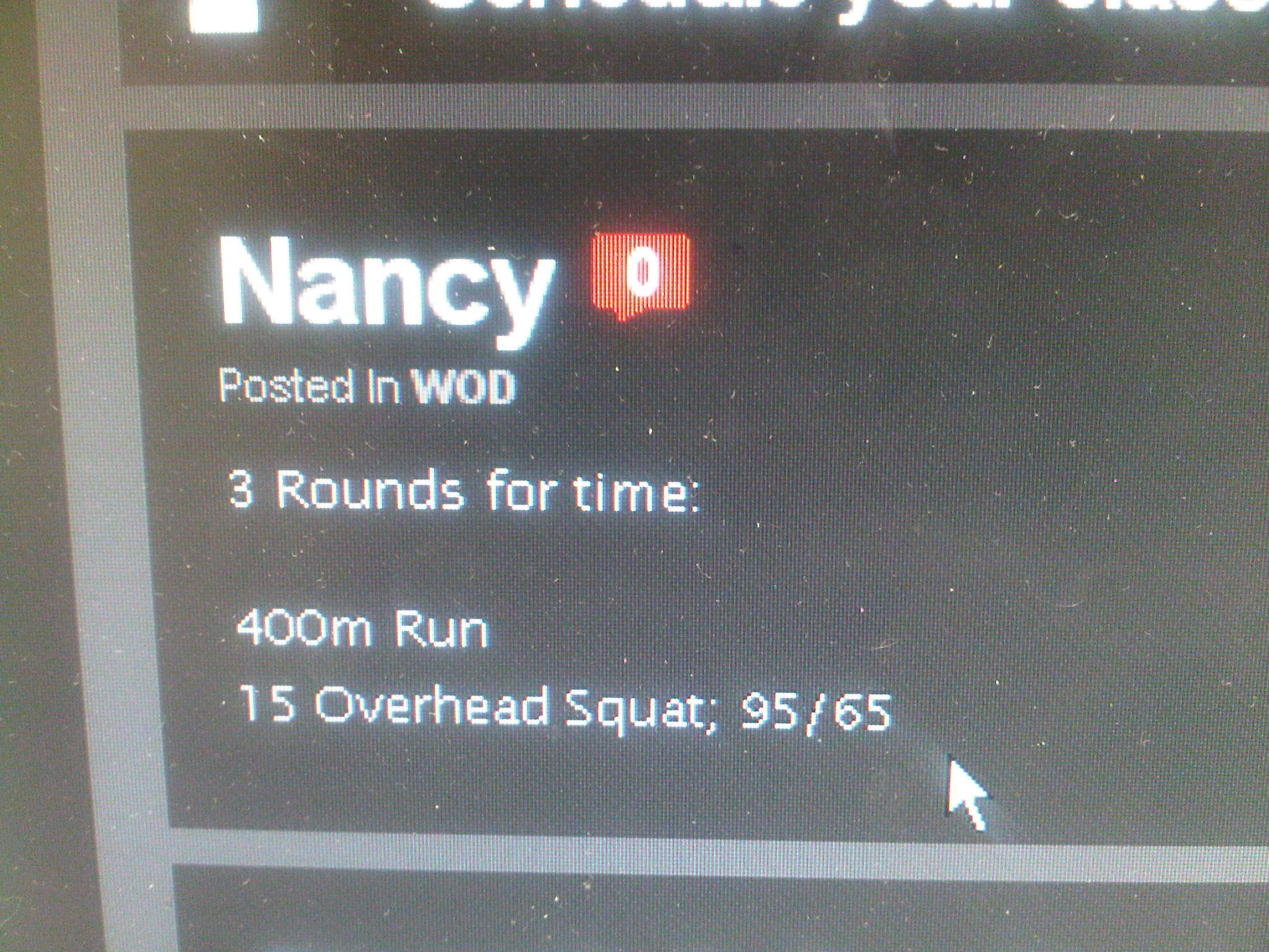 CrossFit Nancy
