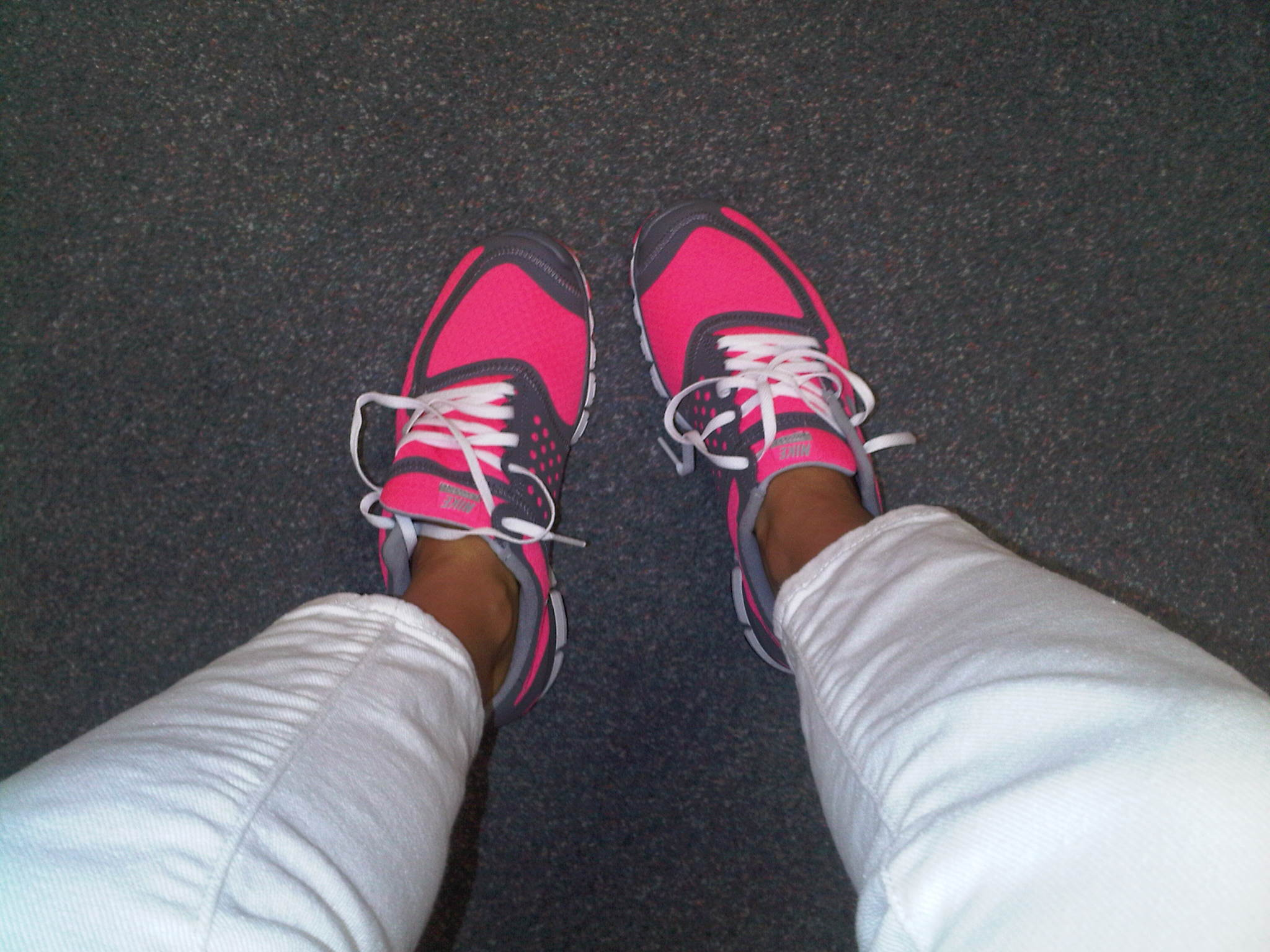 Types of shoes to wear to CrossFit