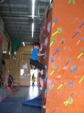 kelan-climbing