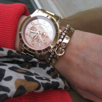 Fossil wrist stack creations