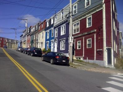prescot street, St. John's