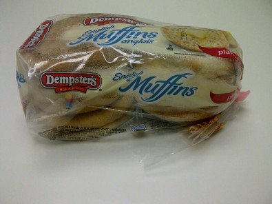 dempsters english muffins