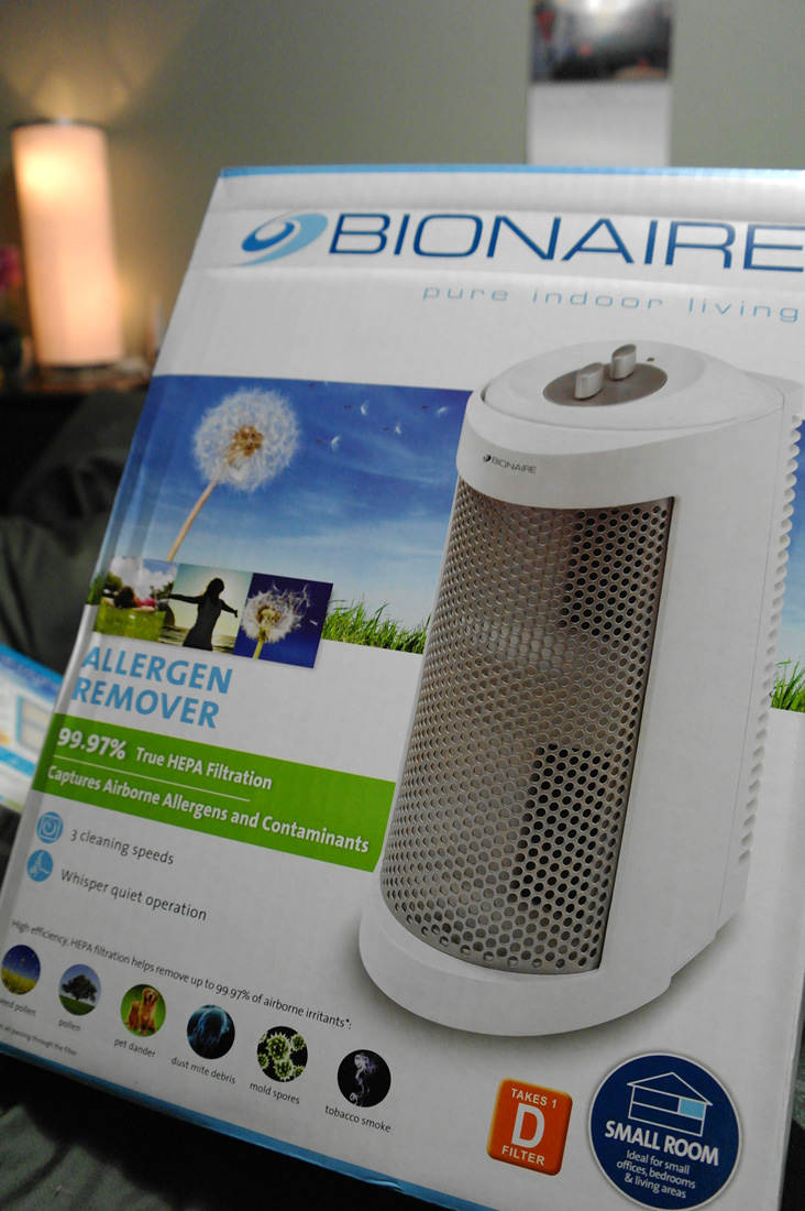 Bionaire-Allergen-Remover