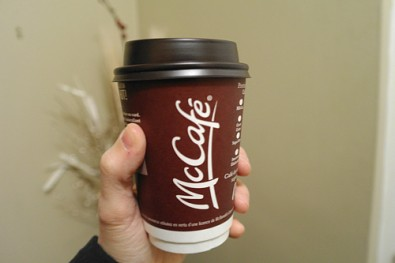 McDonalds-Mocha