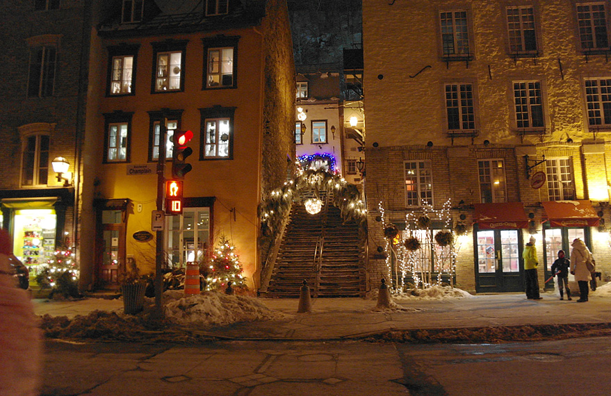 Old-Quebec-City