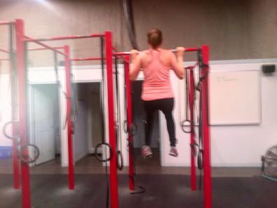 CrossFit-kip