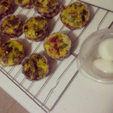 egg omelets