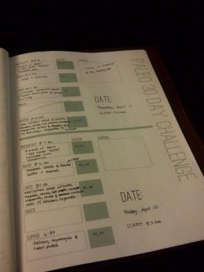 my paleo book