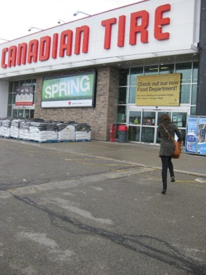 running-into-Canadian-Tire