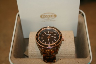 Moms Fossil watch