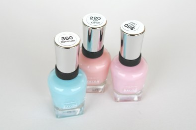 Sally-Hansen-Polishes