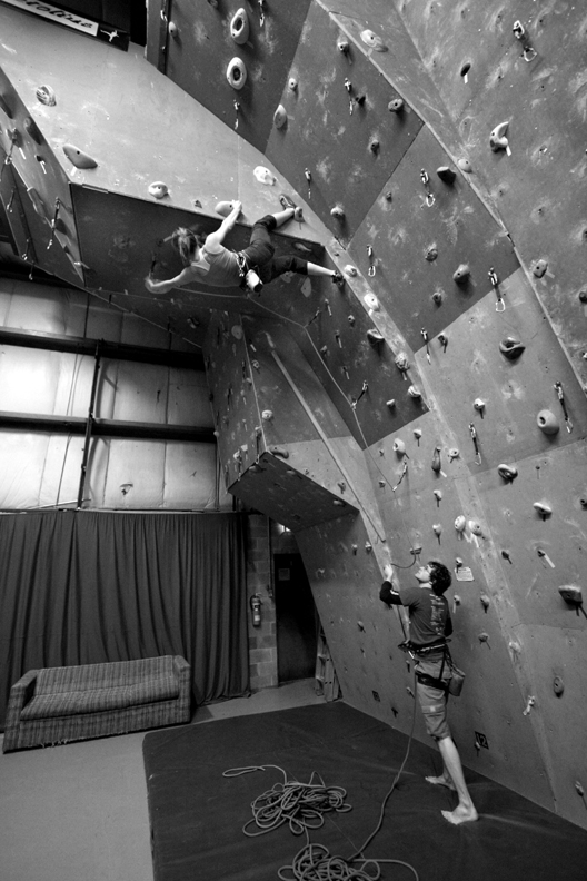 climbing lead