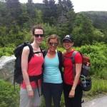 Climbing in Newfoundland