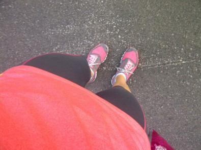 PINK CROSSFIT OUTFIT