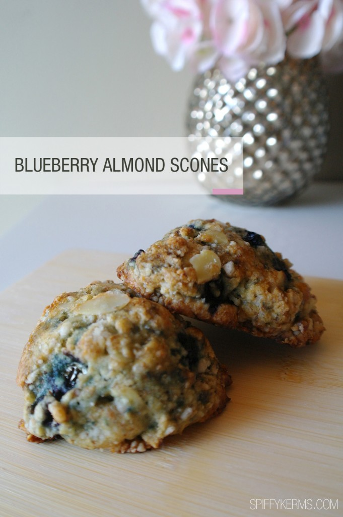 blueberry-almond-scone