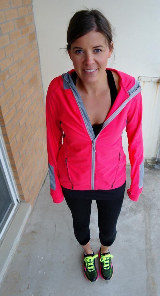 MPG jacket in pink