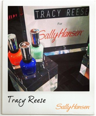 Tracy Reese Polaroid