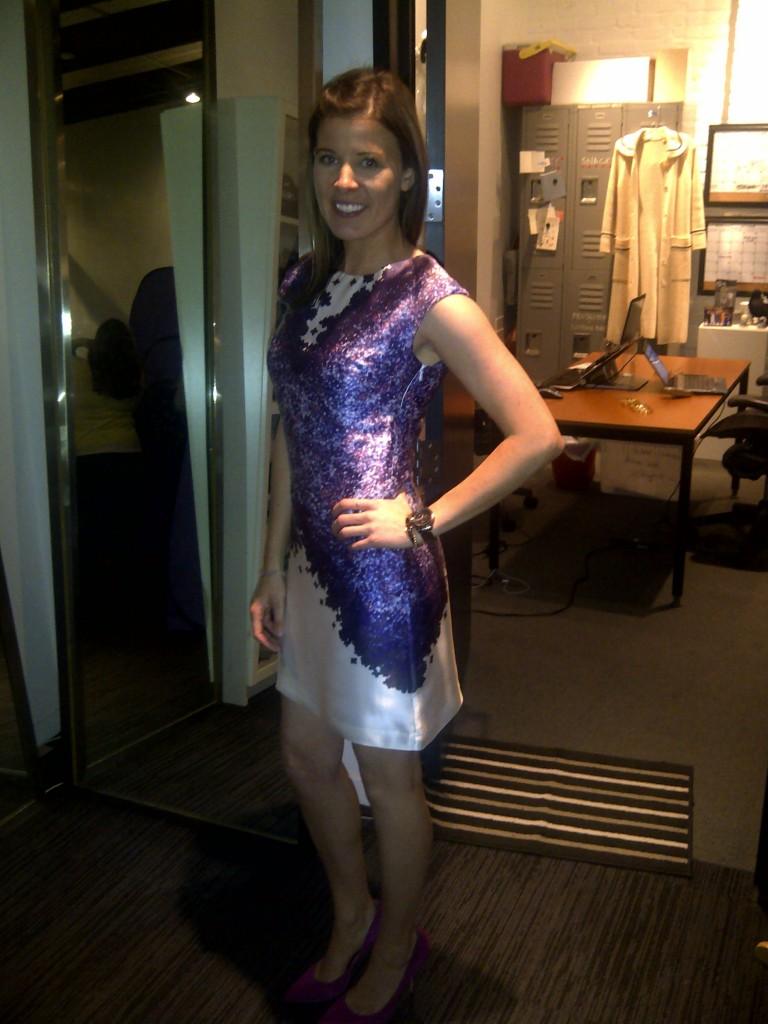 sarah stevenson dress