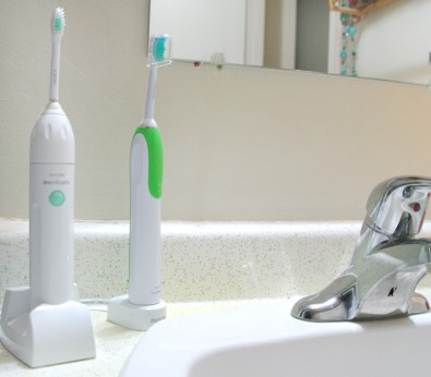 Sonicare-in-bathroom