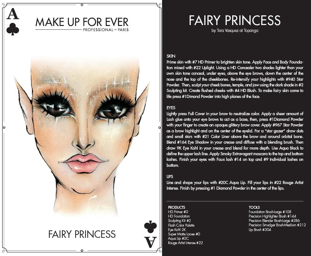 7 halloween makeup ideas - Fairy Halloween Makeup Ideas
