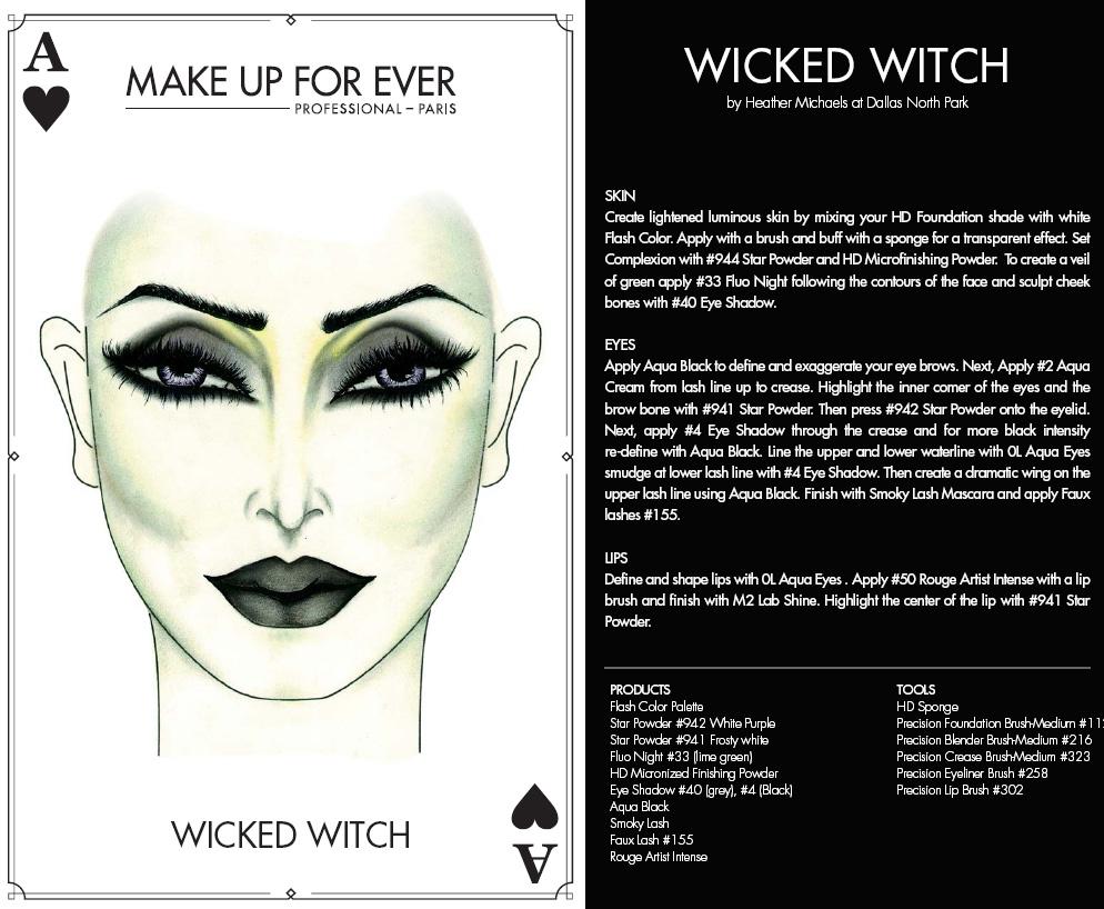 7 Halloween makeup ideas | spiffykerms.com