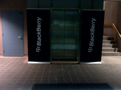 blackberry elevator