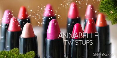 Annabelle TwistUps_