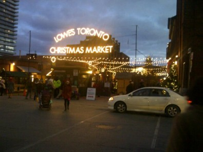 Lowes Toronto Christmas