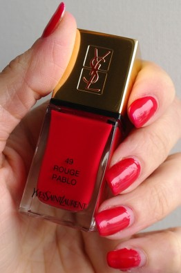 Yves Saint Laurent Rouge Pablo 49