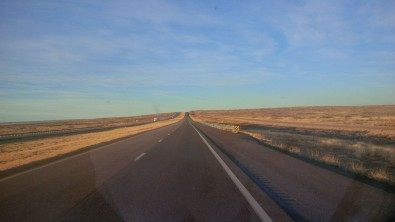 Desert in New Mexico