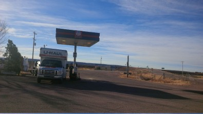 Gas on Route 66