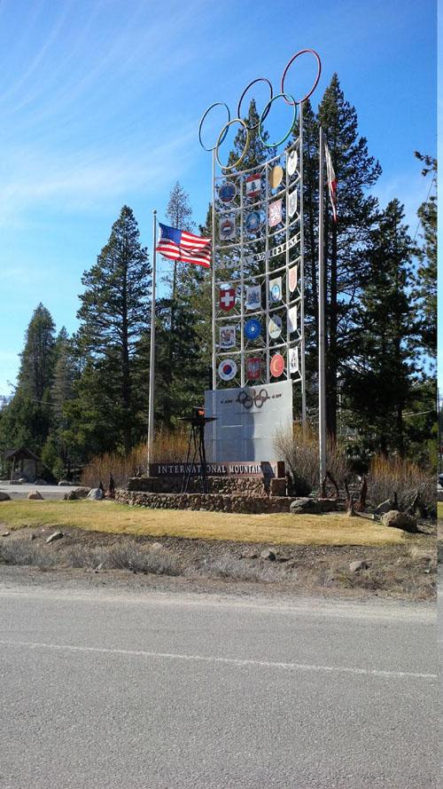 Lake Tahoe Olympics