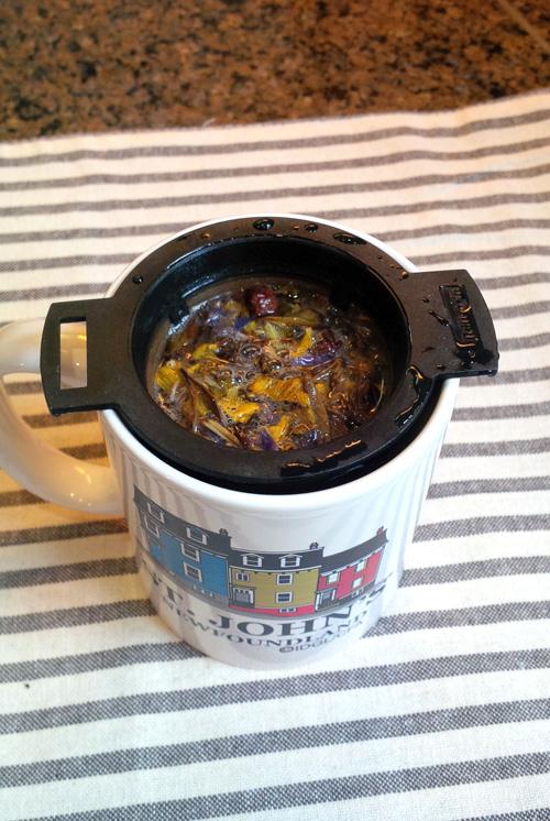 Steeped-Tea