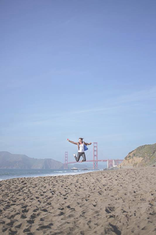 Golden Gate Jump
