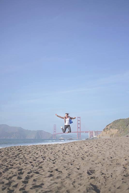 Golden Gate Jump