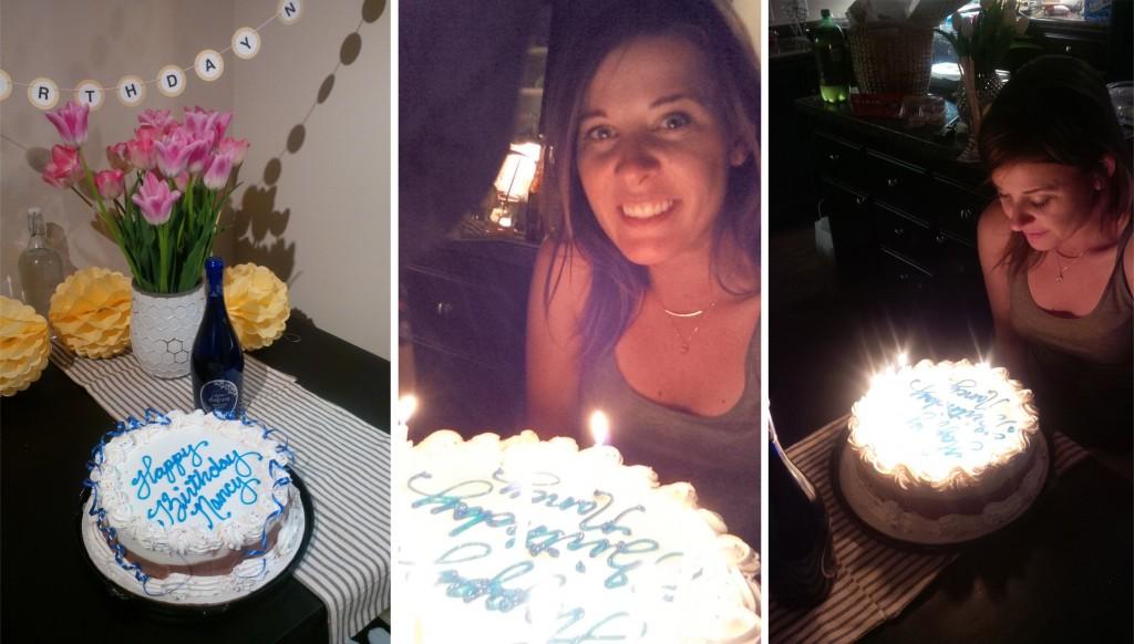 Nancy-with-cake