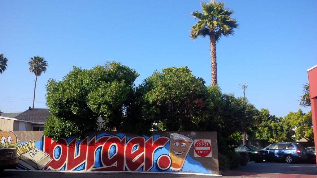 Burger Santa Cruz