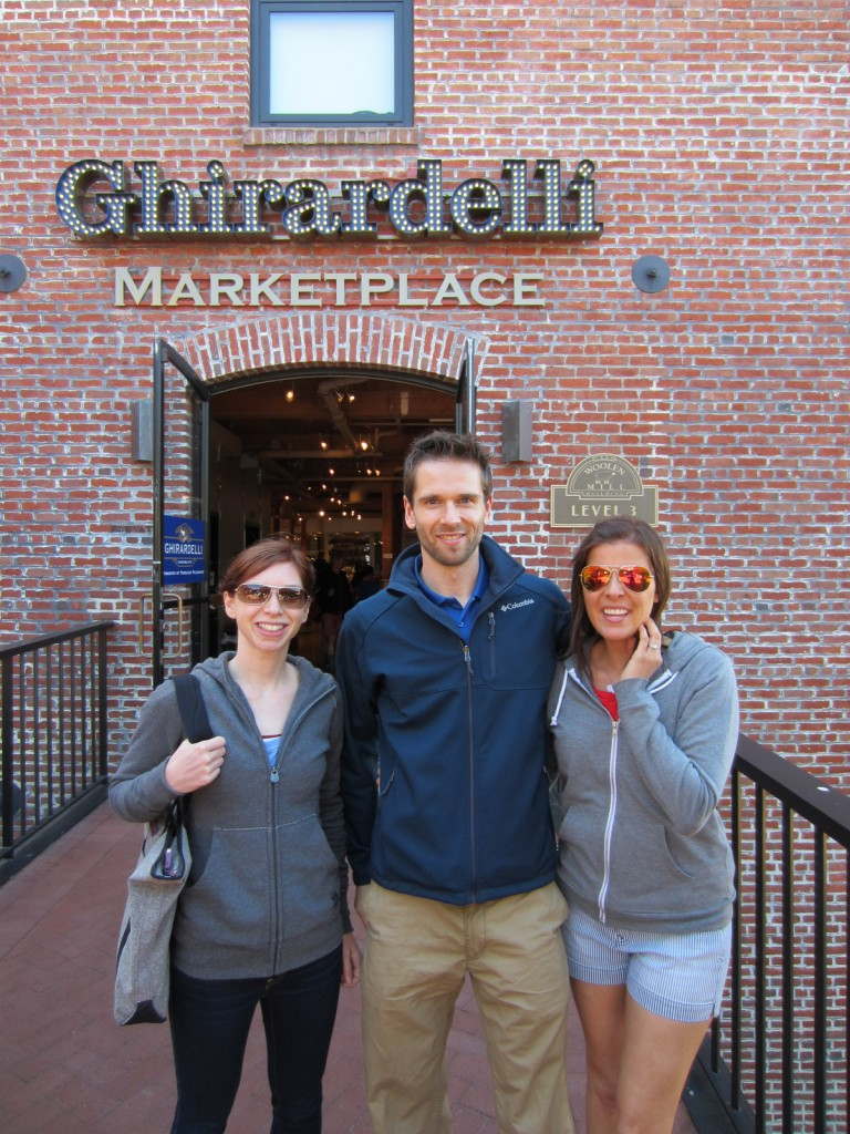 Outside-Ghirardelli