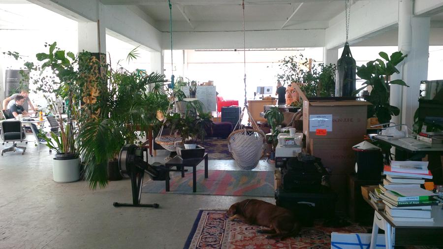 Social Print Studio loft