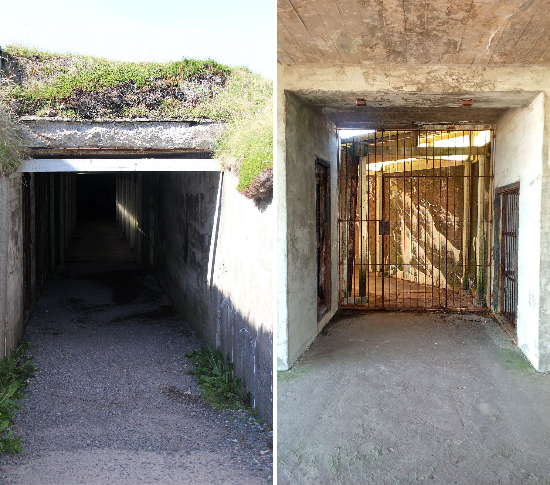 Going-into-bunker