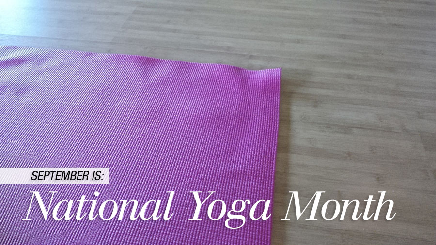 National-Yoga-Month