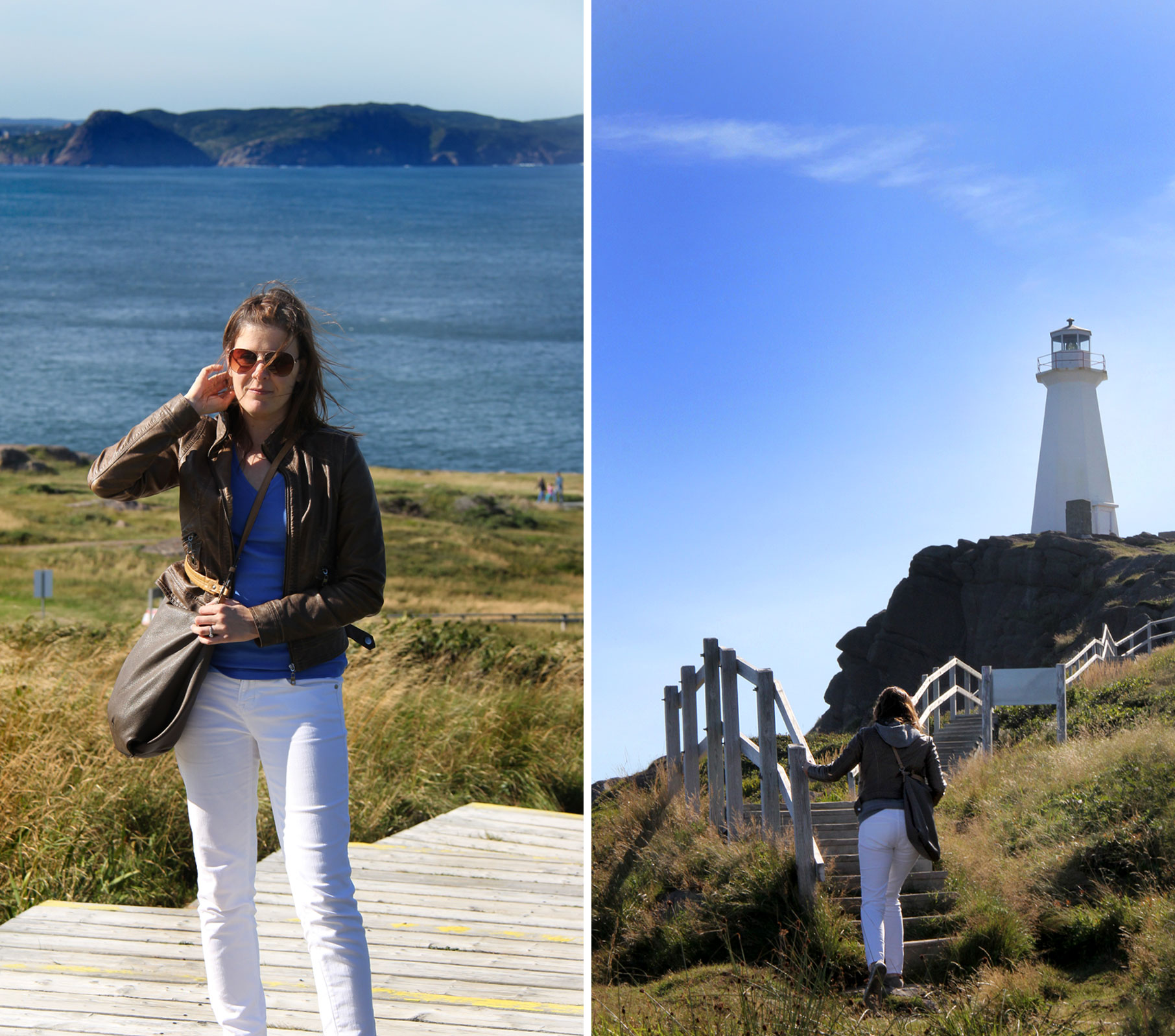 Walking-to-Lighthouse