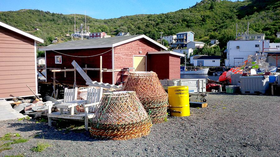 crab-nets