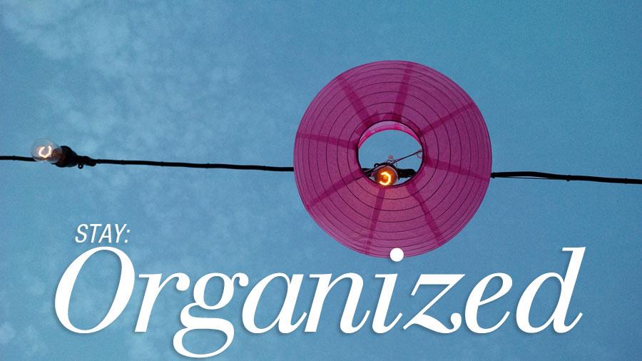 stay-organized