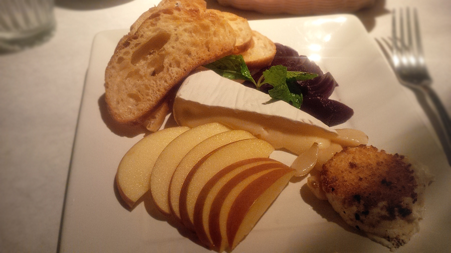 Brie-appetizer