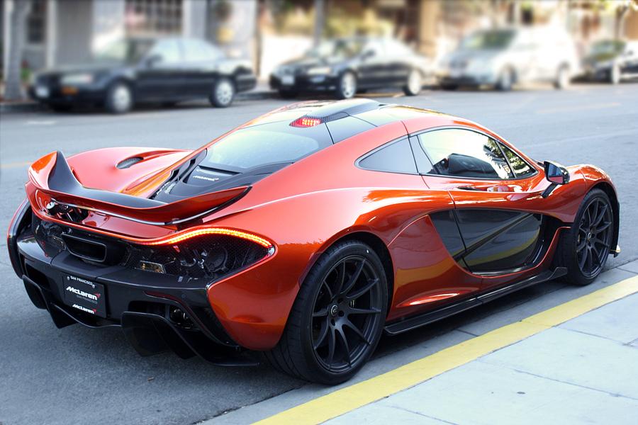 McLaren-in-Saratoga