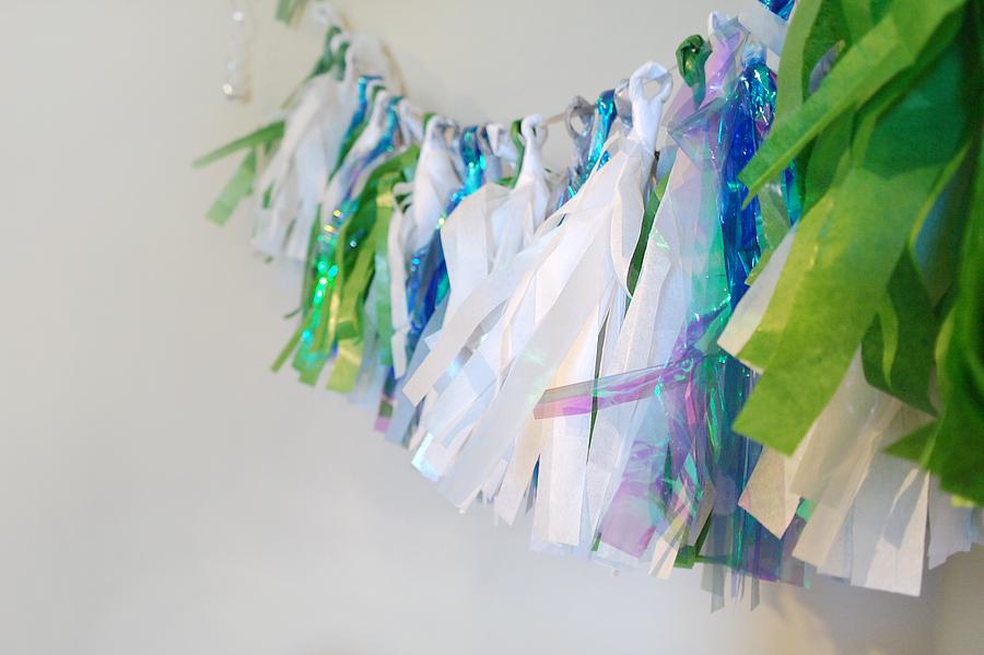 Tissue-paper-garland