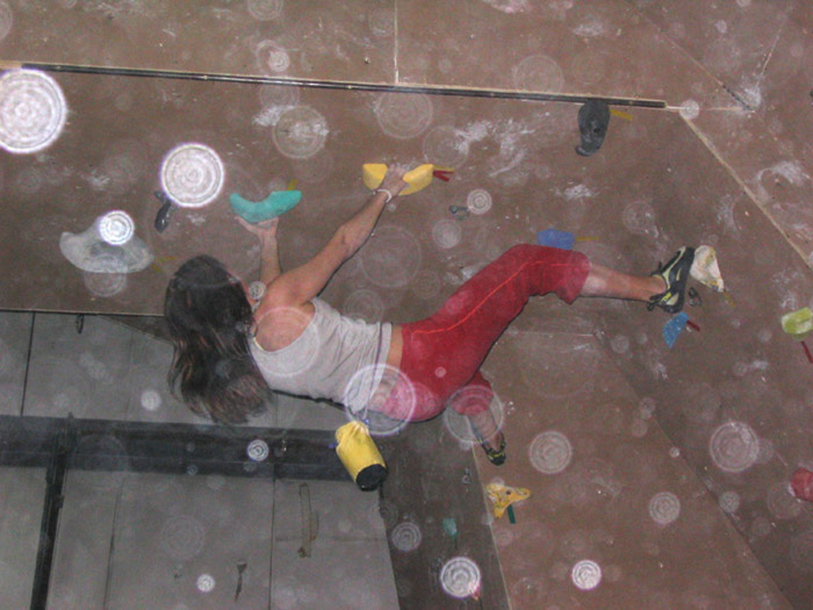 highball-bouldering