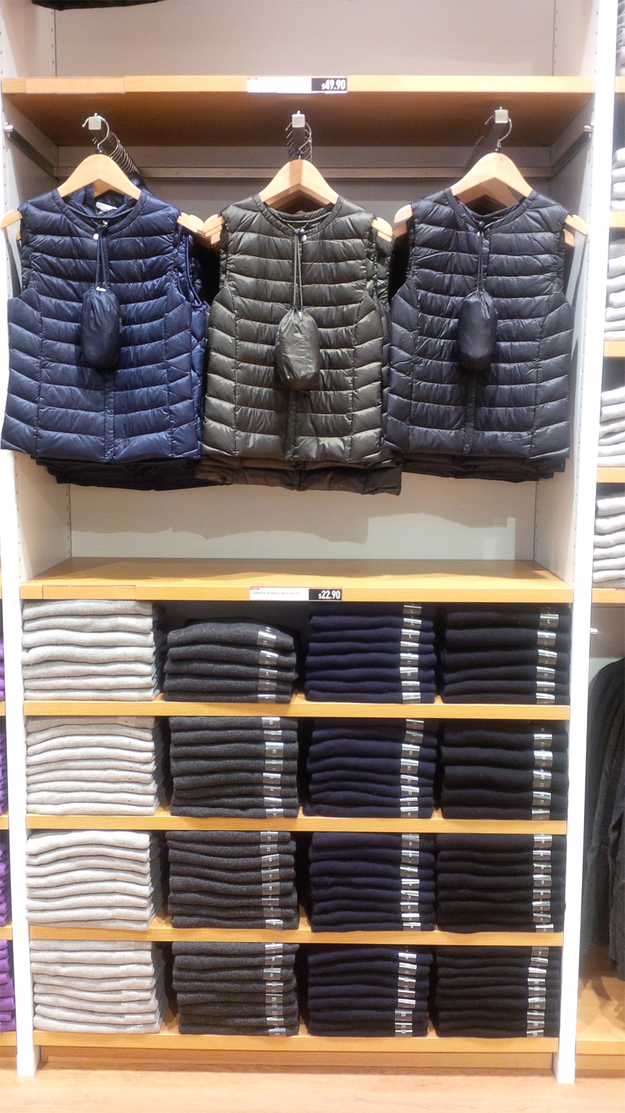 puffer-vests-at-Uniqlo