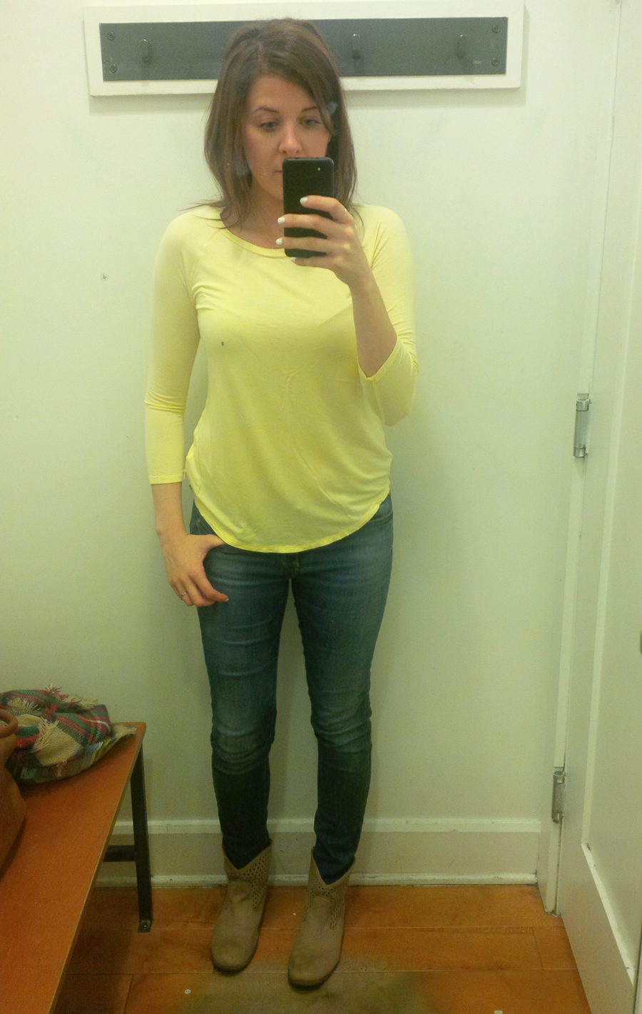 yellow-AE-tee